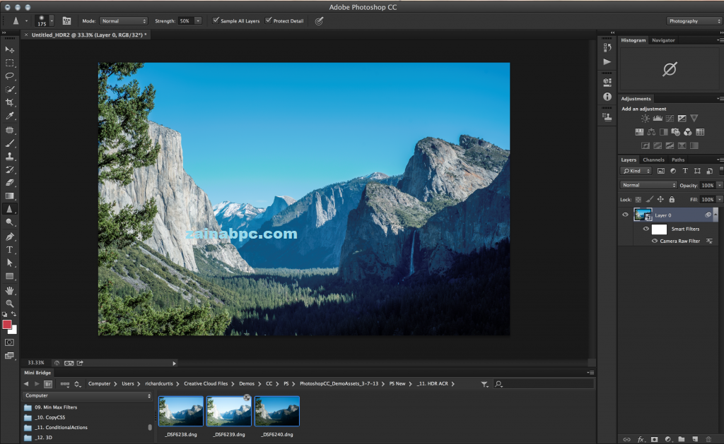 Adobe Photoshop CC Crack - zainabpc.com