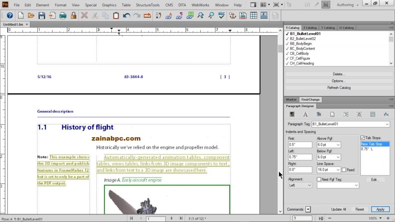 Adobe FrameMaker Crack - zainabpc.com