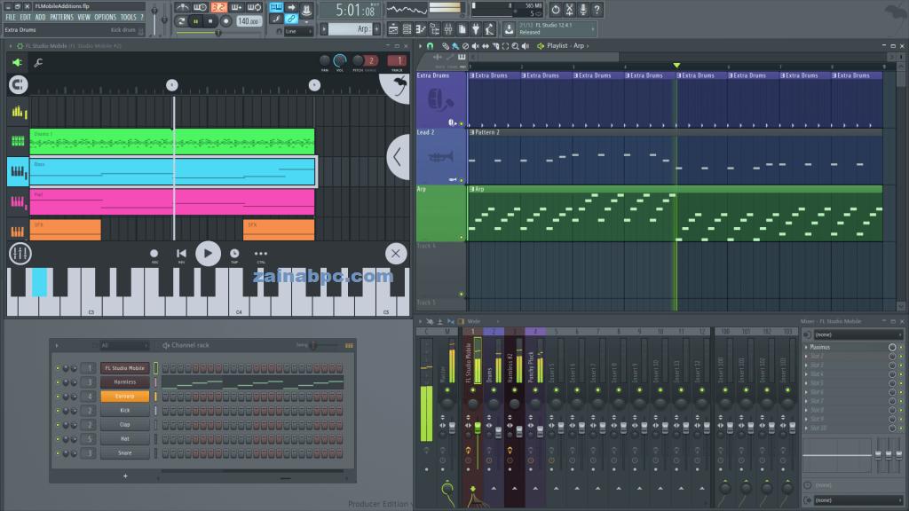 FL Studio Producer Edition Crack - zainabpc.com