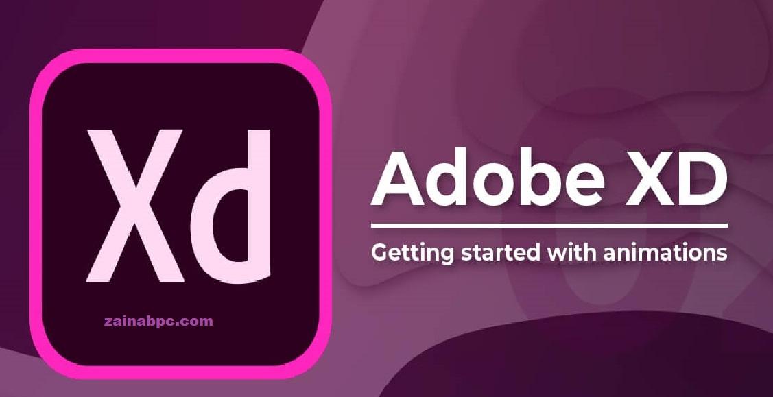 Adobe XD CC Crack - zainabpc.com